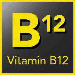 vitamin b 12 symbol