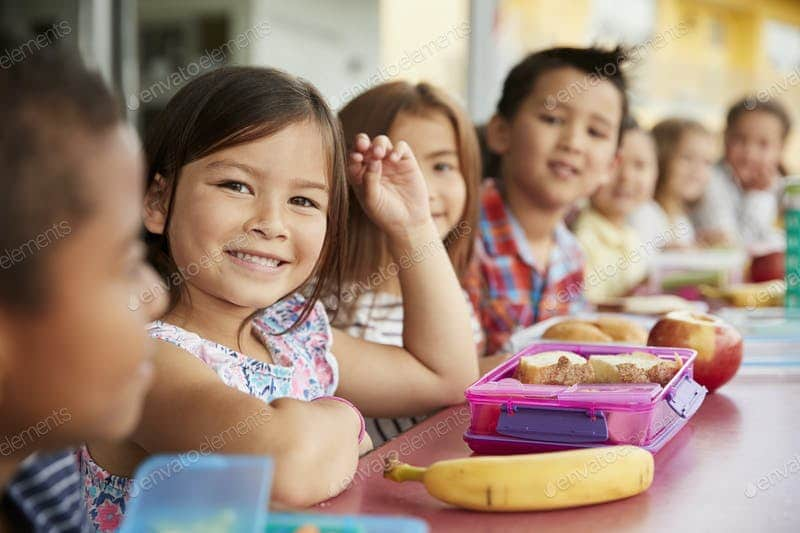 Parents always want to offer healthy kid's lunch options for their kids