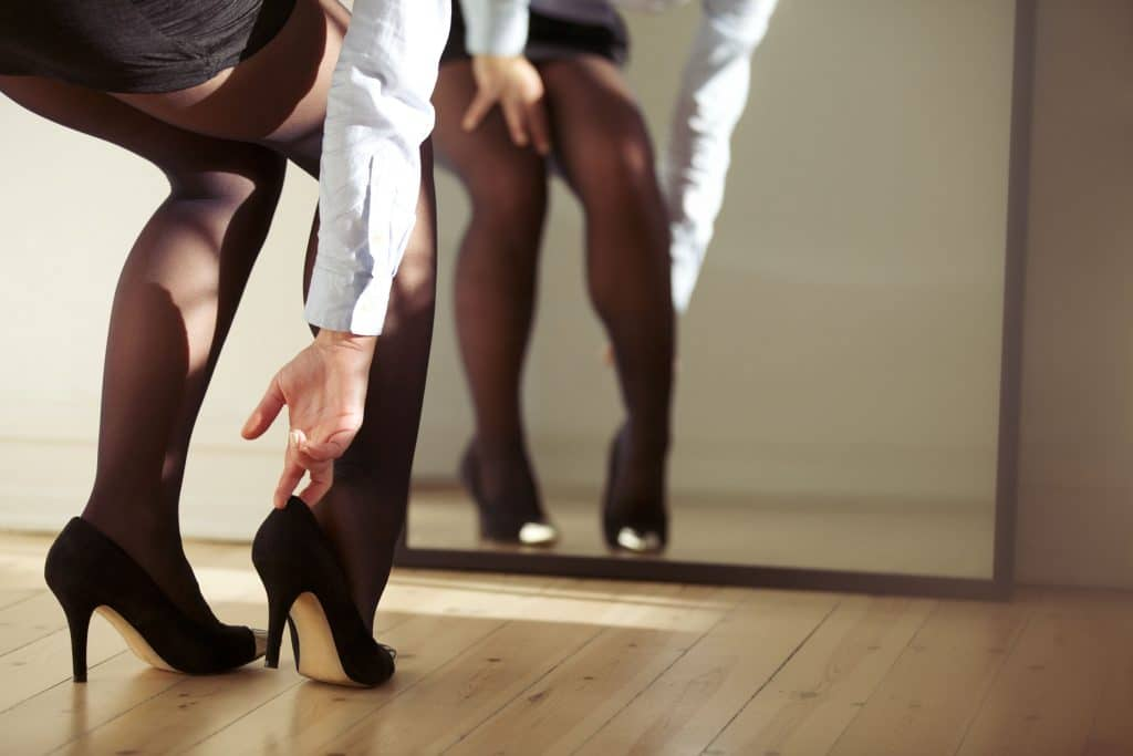 Tall Tales of High Heels & Spinal Health