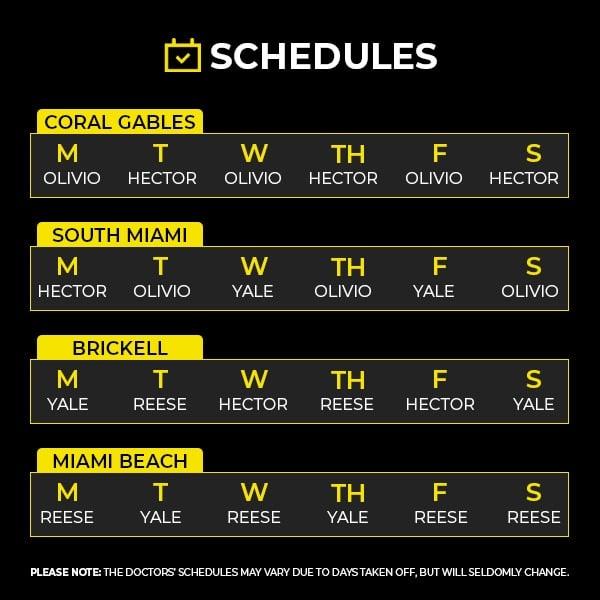 doctors schedule image